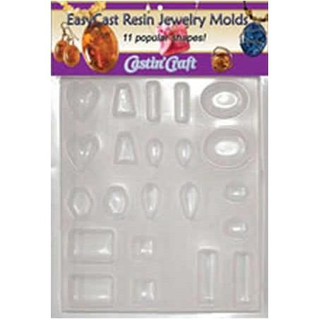 Moldes para Resina de joyería EnviroTex