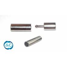 Cierre cilíndrico de presión agujero 4 mm