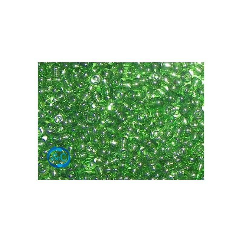 Bolsa de abalorios, Verde oscuro