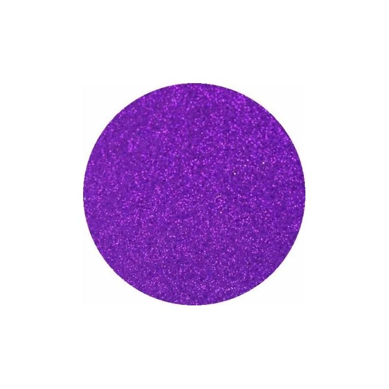 Foamy con purpurina color Morado