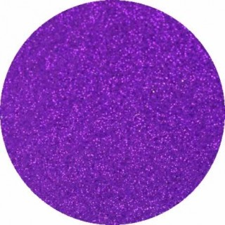 Foamy con purpurina color Morado