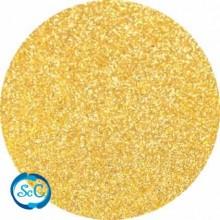 Foamy con purpurina color Oro 45 x 58 cm, 2 mm grosor