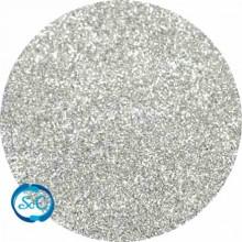 Foamy con purpurina color Plata 45 x 58 cm, 2 mm grosor