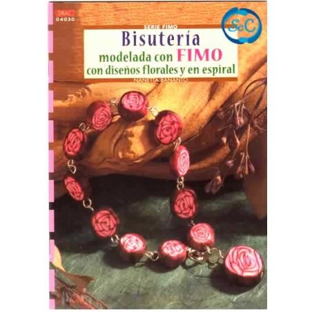 Libro DRAC 04030 bisutería con FIMO