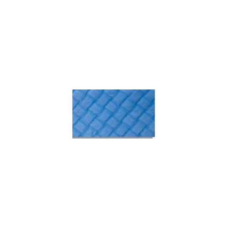 Goma eva con textura Trenza, Azul