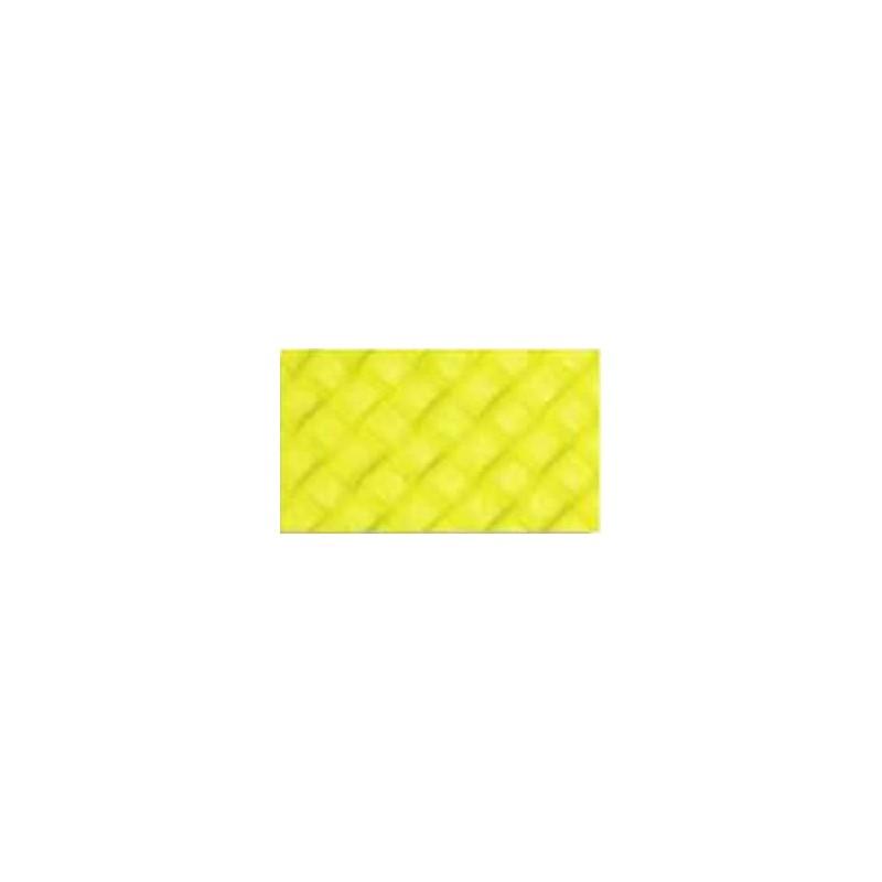 Goma eva con textura Trenza, Amarillo