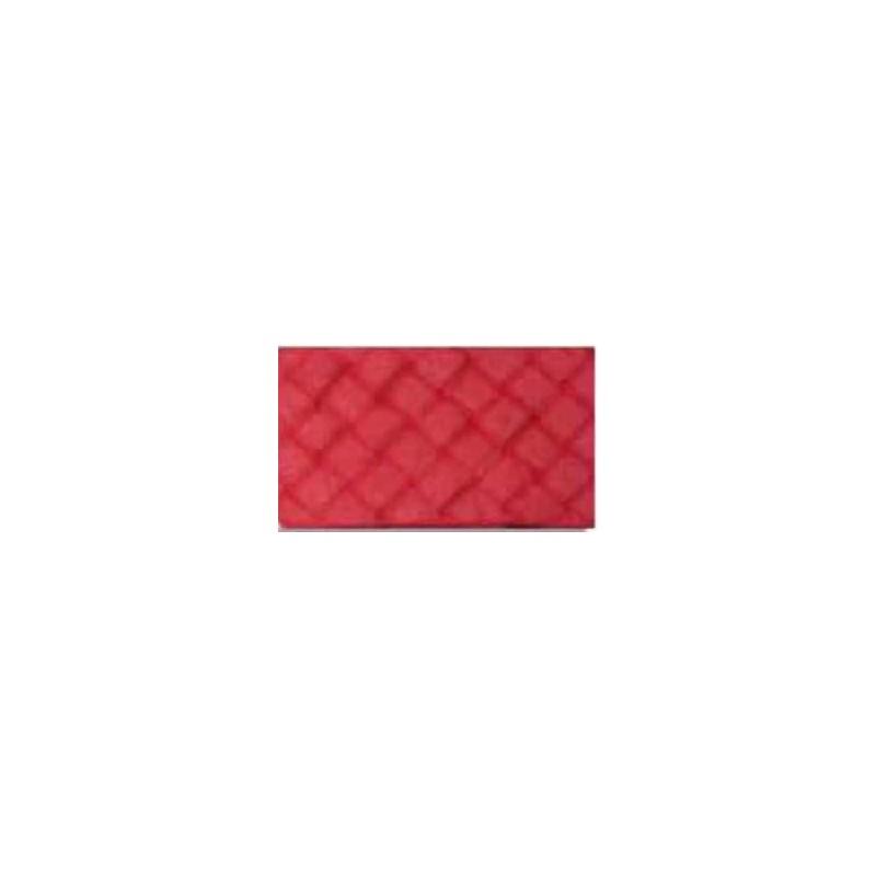 Goma eva con textura Trenza, Rojo