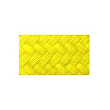 Goma eva con textura Mimbre, Amarillo