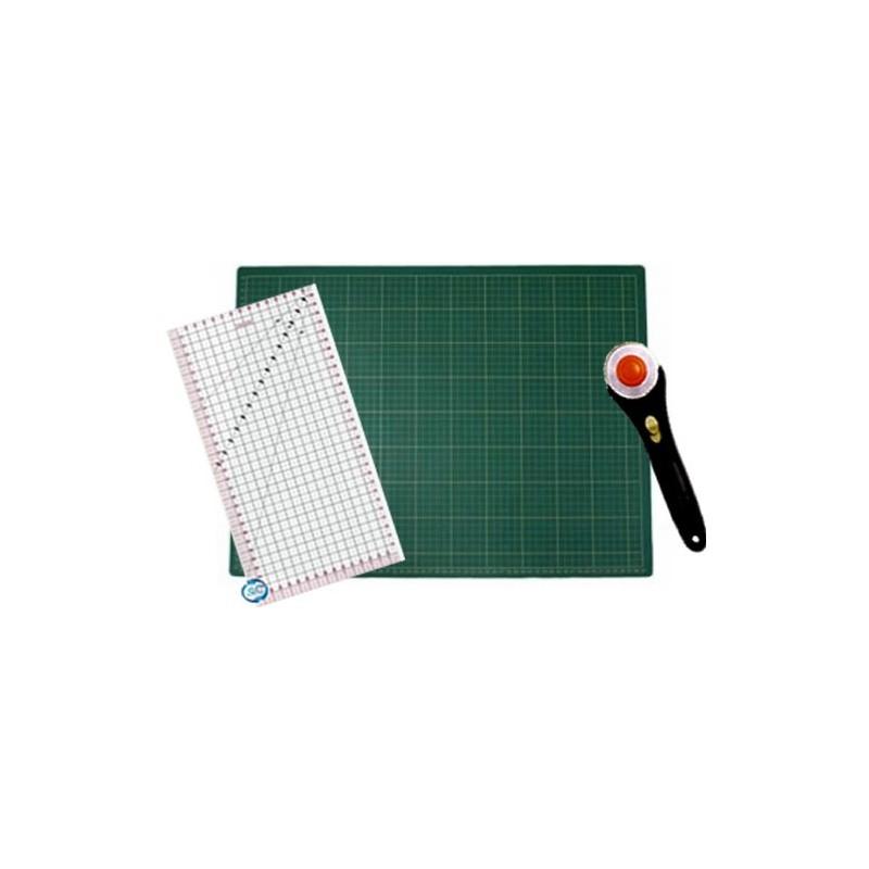 Kit accesorios patchwork