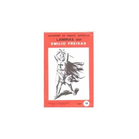 Laminas dibujo E. Freixas Uniformes militares