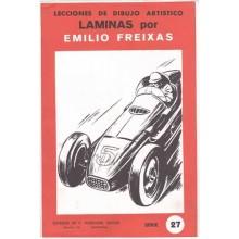 Laminas dibujo E. Freixas Coches