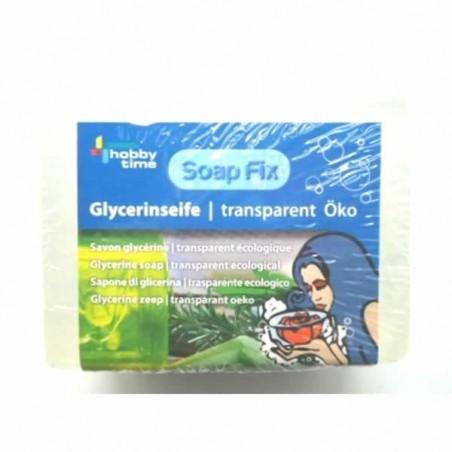 Glicerina transparente