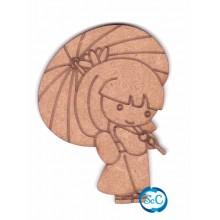 Dolly Japonesa, silueta 122 Dayka