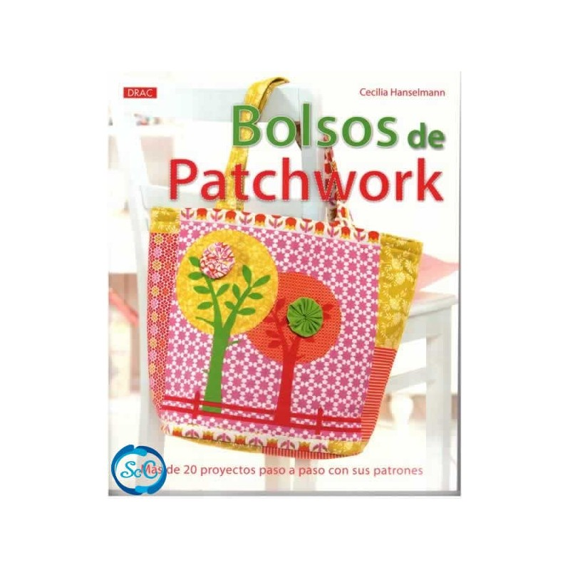 Libro Bolsos de Patchwork