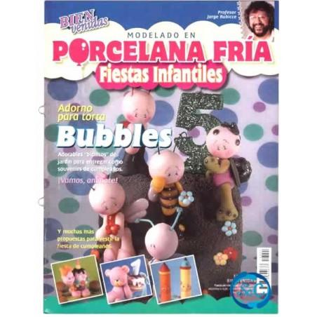 Revista modelado en Pasta Fría, Fiestas infantiles