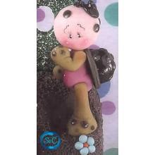 Revista modelado en Pasta Fría, Fiestas infantiles bubbles