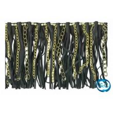Flecos cuero cadena