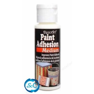 Medium Paint Adhesion
