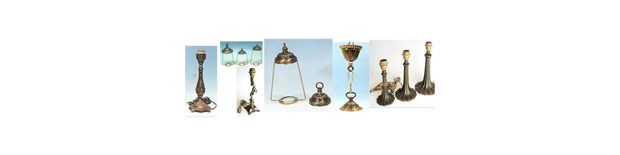 Accesorios y herrajes para lamparas