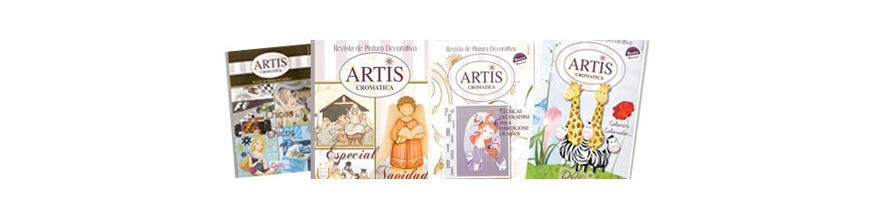 Revistas ARTIS Cromatica