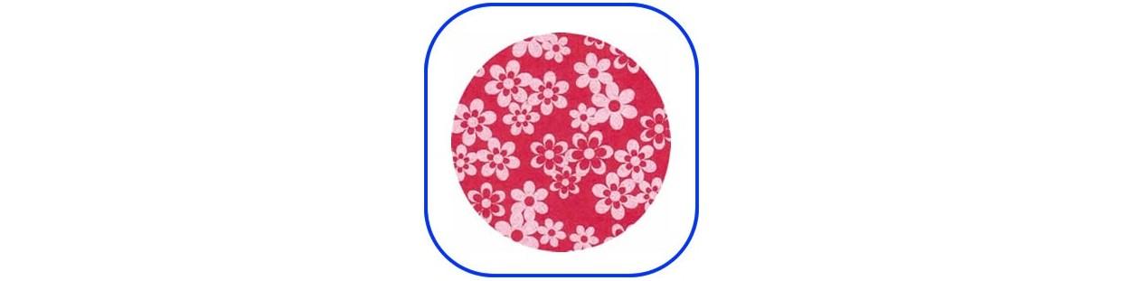 Planchas de Foamy estampado con motivos variados y en colores variados