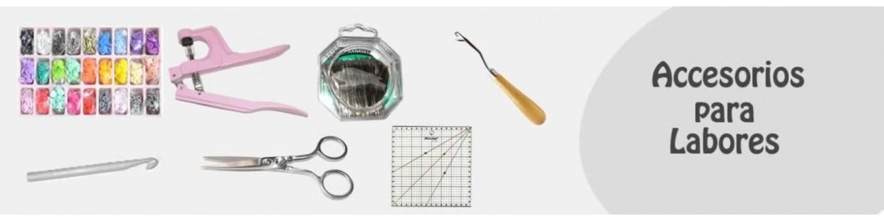 Accesorios de coser, bordar y tricotar. Bordado en relieve (aguja mágica), agujas de punto, ganchillo,etc