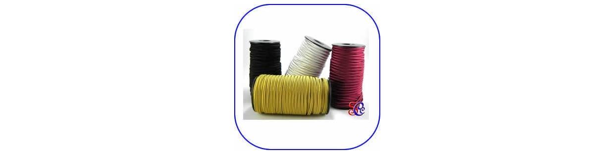 Cordones Soutache de nylon y algodon