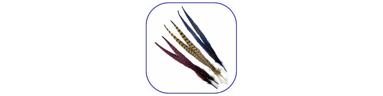 Plumas para tocados. Hacer tus propios tocados con plumas