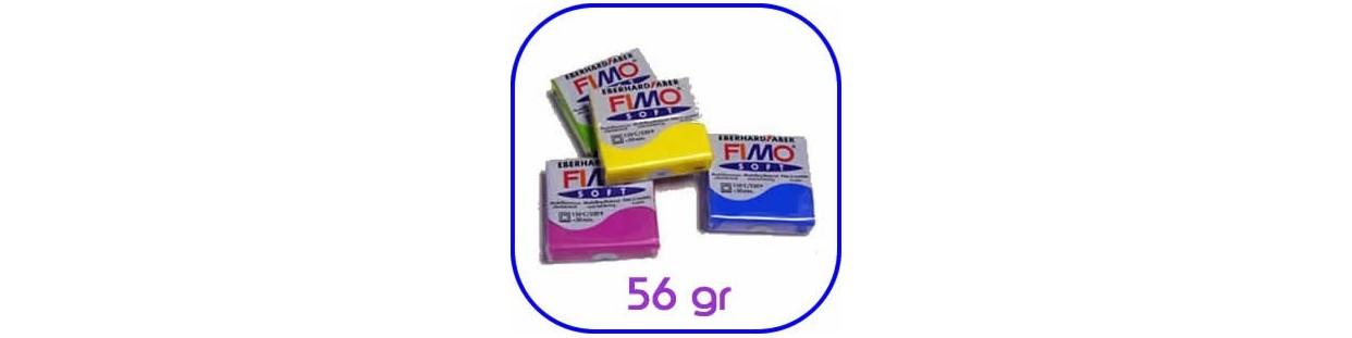 Pasta de modelar FIMO en pastillas de 56 gr.
