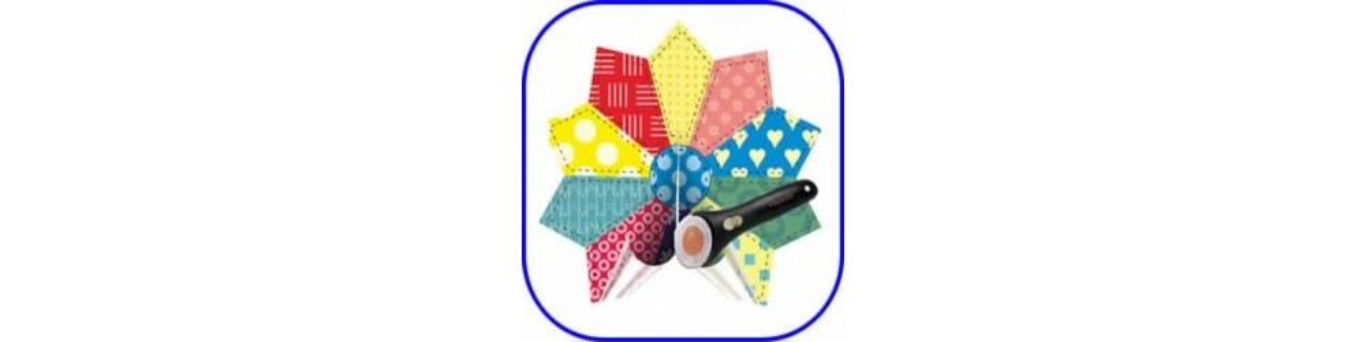Accesorios y herramientas de corte patchwork