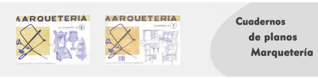 Cuadernos de marqueter a patrones para recortar - Marqueteria planos gratis ...