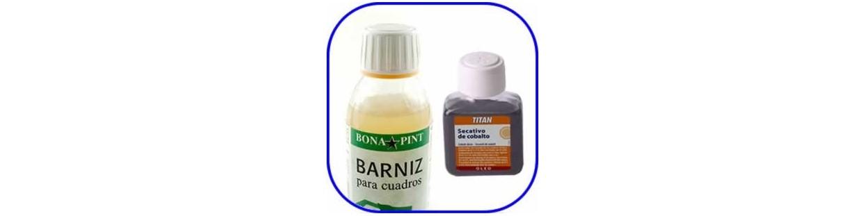 Productos auxiliares de pintura