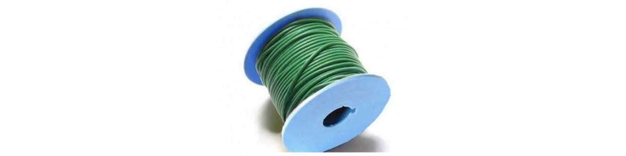 Cordones cuero 3 mm
