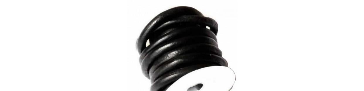 Cordones cuero 5 mm