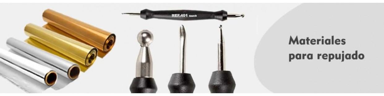 Articulos para repujar metales y cuero