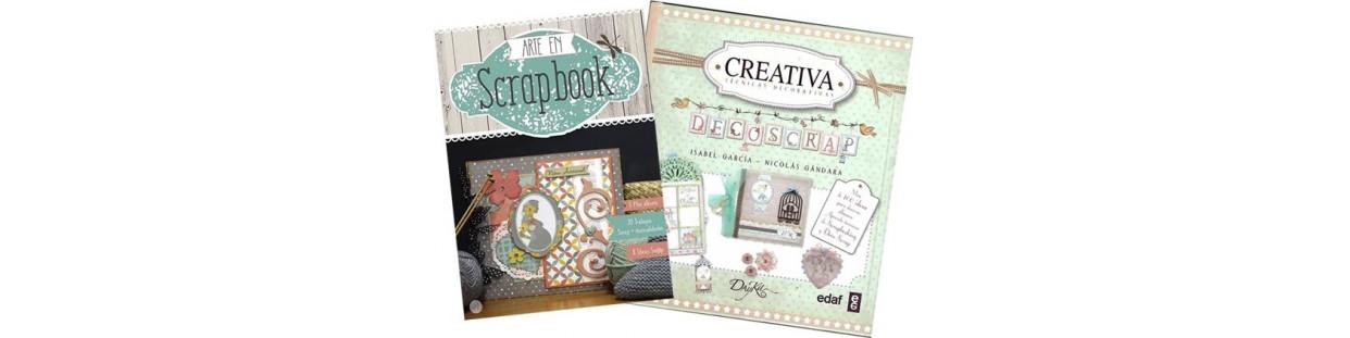 Libros y revistas de Scrapbooking