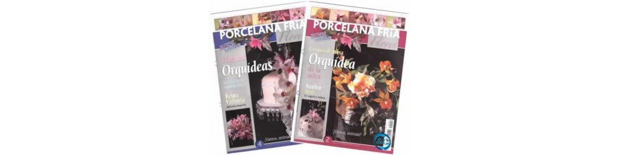 Revistas porcelana fria