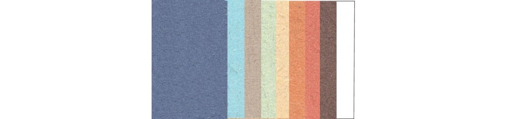 Papel Craft colores lisos