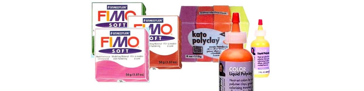 Fimo y Kato Policlay