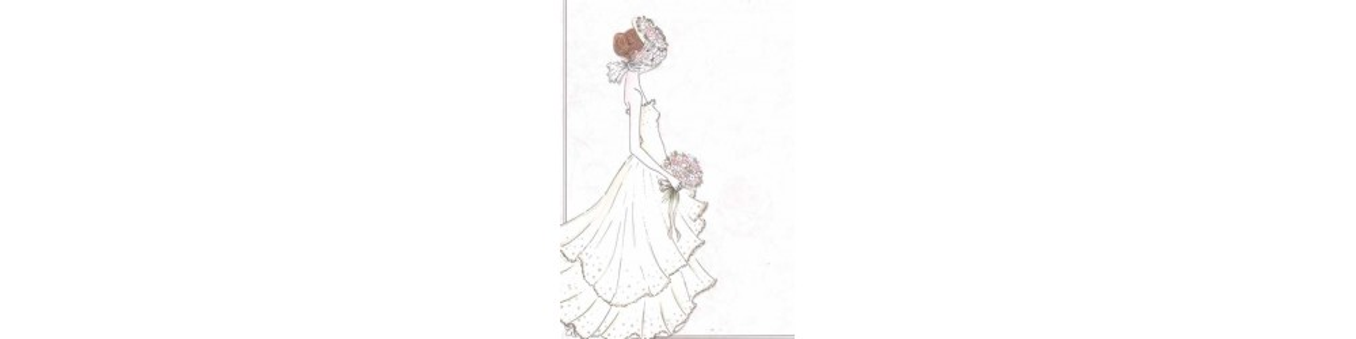 Papeles Dayka de boda