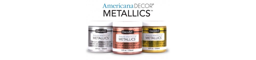 Americana DECOR Metallics