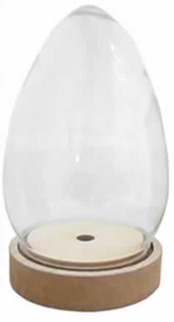Cupula en forma de vela